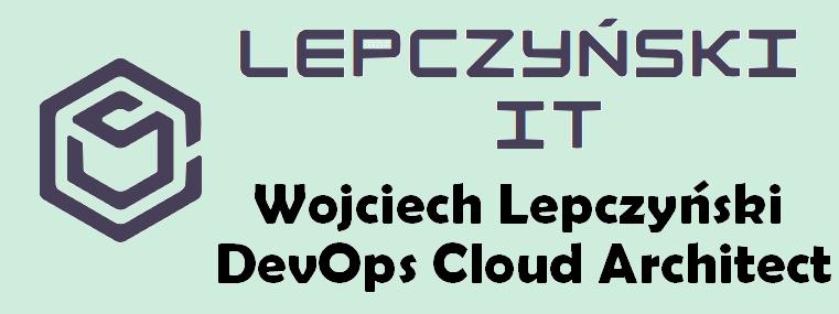 lepczynski IT devops cloud architect