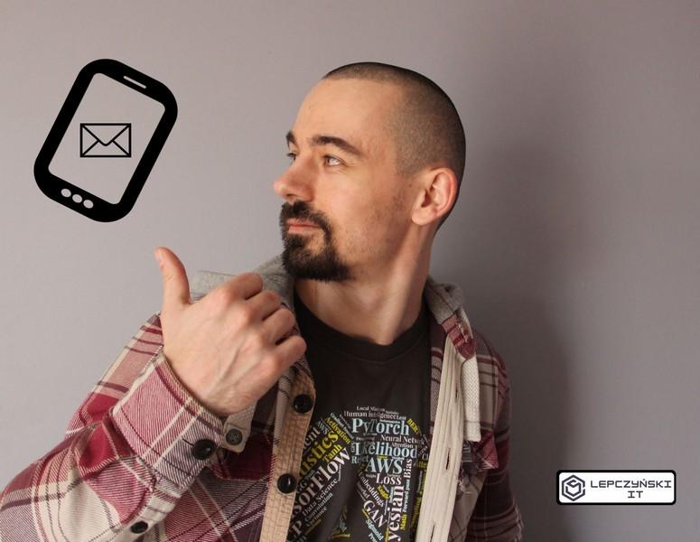 wojciech lepczyński kontakt e-mail
