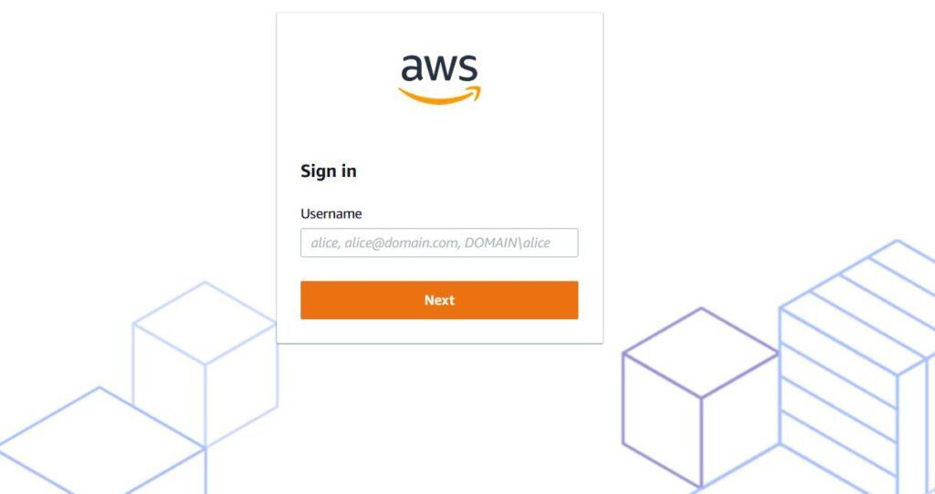 sso user portal